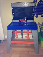 Work Bench and Tools - Moving Sale
