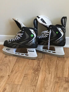 MINT CONDITION REEBOK SC10 SKATES (PUMP) (NEED GONE) SIZE 7