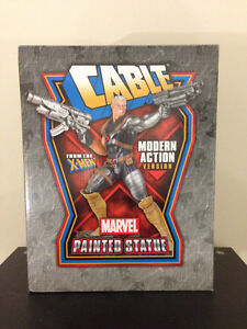 Bowen Cable Modern Action Statue Sideshow Exlusive X-Men