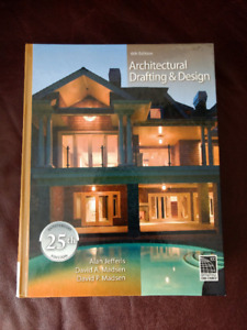 Architectural Drafting & Design - 6th Edition - Like New!