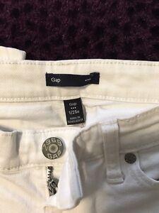 Gap white Jeans Peterborough Peterborough Area image 2