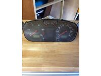 Vw transporter t4 clocks