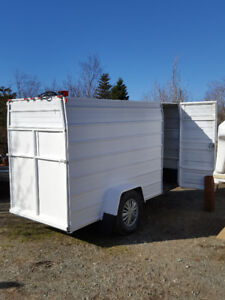 Enclosed Trailer 4ft x 10ft For sale!!!