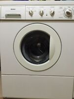 KENMORE front loading washer and electric dryer, Energy Saver