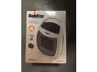 Ceramic Beldray PTC heater