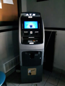 ATM for sale, conveyor toaster, Foosball table, Projector, more