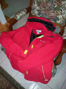 Women's Columbia Winter Jacket Size XL, like new!
