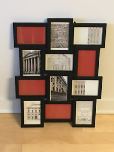 Collage style photo frame
