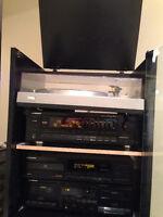 PS 4 For  Cash+ Vintage JBL Speakers Pioneer Stereo Sansui 1976
