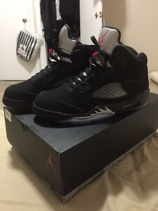 Air Jordan V Metallic size 8.5