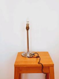 Art deco style lamp base