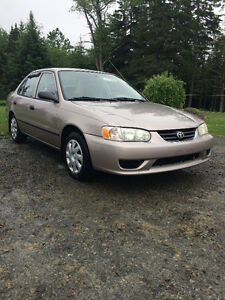 2001 Toyota Corolla Other