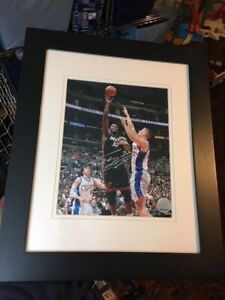 Shaquille O'Neal Autographed Framed Photo