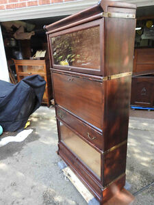 antique barrister bookcases 2, 3 and 4 levels sections Oakville / Halton Region Toronto (GTA) image 2