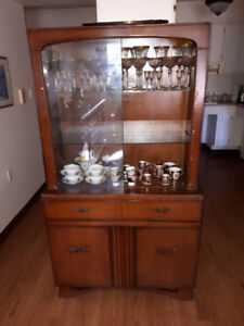 Furniture/ Antique Glasses