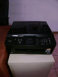 BROTHER printer/scanner/ fax machine