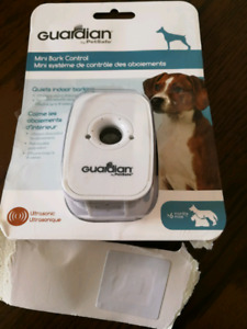Guardian pet safe moni bark control