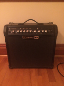 Spider IV 30 Watt Guitar Amp