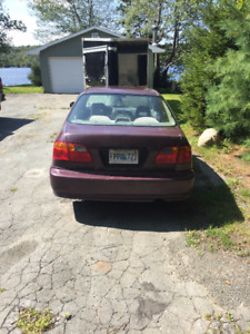 1999 Honda Civic Sedan (for sale or trade for atv/dirtbike)