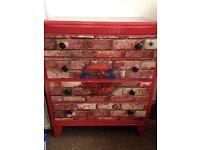 Large spiderman drawers