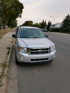 Ford escape xlt 2011, 116,500km