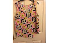 Ladies top, excellent condition