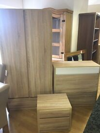 Display model***3 piece bedroom set ONLY £240--GRAB A BARGAIN TODAY!!!