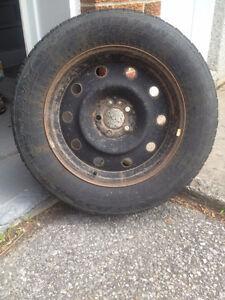 roue jantes acier dodge charger chrysler 300
