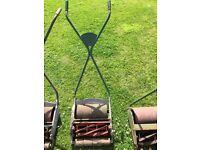 Ransom push lawn mower