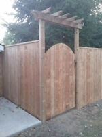 Custom Fence Company Booking Appointments
