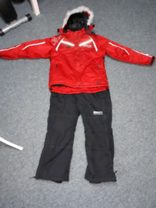 Pantalon  ckx noir clôture skidoo