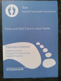 Chiropodist Foot Health Practitioner