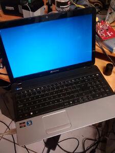 Gateway ne51 laptop in good condition