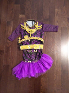 Monster High costume - Size 6