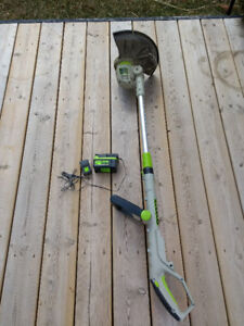Cordless Electric Grass Trimmer Weed Wacker