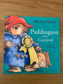 Paddington at the Carnival book.