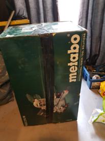 Metabo saw