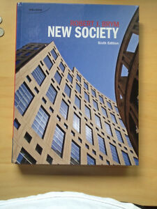 New Society Robert Brym Sixth Edition & society in question book