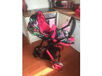 Cosatto buggy/stroller