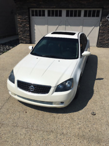 2006 Nissan Altima 3.5 SE LEATHER SUNROOF BOSE COMPUSTAR LOW KMS