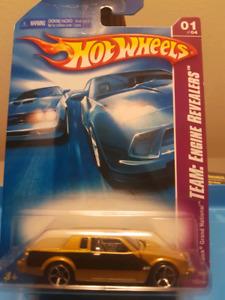 2008 Hot wheels Buick Grand National