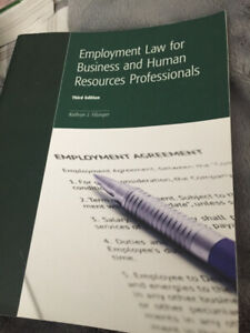 Employment Law : Third Edition