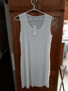 white dress never worn