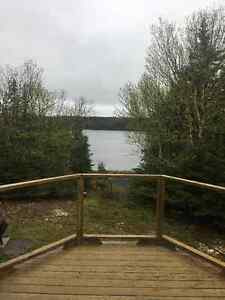 Cabin for sale Leahy's Road - Hodgewater Pond