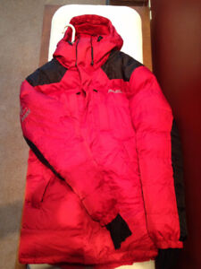 Bergans or Norway Expedition Parka