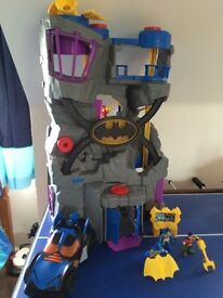 FisherPrice imaginext Bat Cave