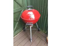 Outback charcoal kettle barbecue