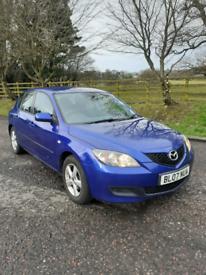 2007 Mazda 3ts ONLY 78k miles