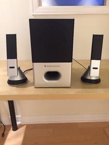 Altec Lansing Speaker Set VS4221 - New Condition