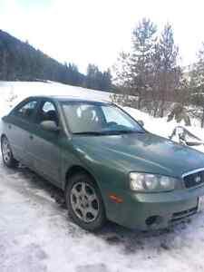 2003 Hyundai Elantra VE